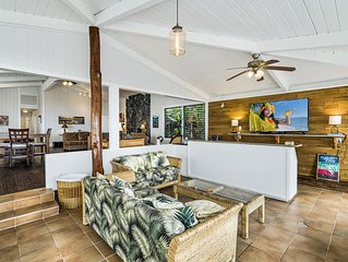 Koana Breeze-Breathtaking Sunset & Ocean Views, Hot Tub Living at its finest!