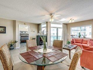 Fantastic 2 Bedroom Oceanview Condo, Crescent Keyed 1111!