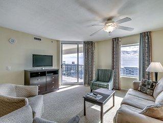 Wonderful oceanview 3 bedroom/ 3 bath condo, Tilghman 6009