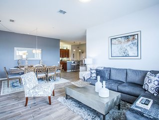 This 3BD/2BA condo is the perfect home for your next Orlando vacation!