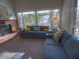 Stunning, Completely Renovated Summit Sugarbush Condo