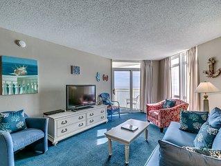 18th Floor Bay Watch Oceanfront. Game Room, Pools