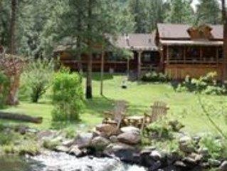 Johnson's Picturesque River Retreat