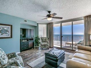 Gorgeous 3 Bedroom Oceanfront South Shore Villas Condo, 602