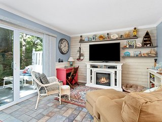 Completely renovated!  Not your average Ocean Walk! SSI