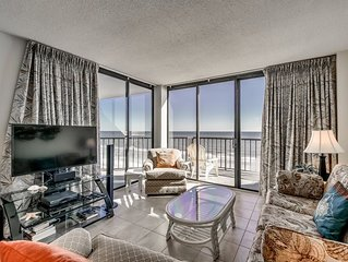 Crescent Sands B6 -Exceptional Oceanfront Condo!