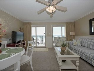18- Sunrise, Sunset, what you see is what you get in this BEACH FRONT Condo- Cor