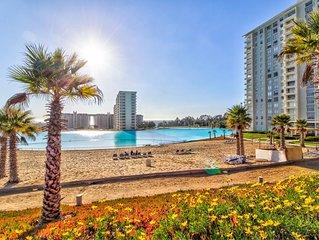 Depto c/ enorme piscina y geniales comodidades - Apt w/ amazing pool & amenities
