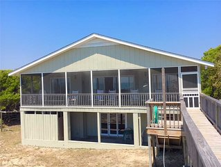 Edwards: 6 BR / 3 BA house in Pawleys Island, Sleeps 15