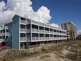 Sands V B2: 3 BR / 2 BA condo in Carolina Beach, Sleeps 8