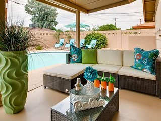 VACATION DREAM 4BR/3BA SCOTTSDALE- SLEEPS 16!