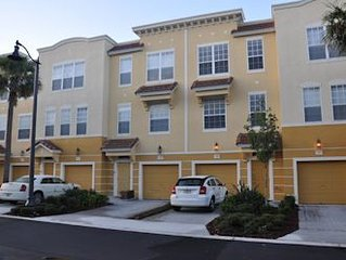 Elegant 3 Story Townhouse with Upgraded Cable Package