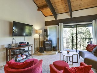 Peaceful Summer and Winter Condo Less Than a Mile from the base of Alpine Meadow