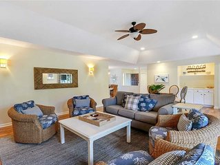 Price reduction, new pool, heart of Sea Pines, Beautiful Upgrades