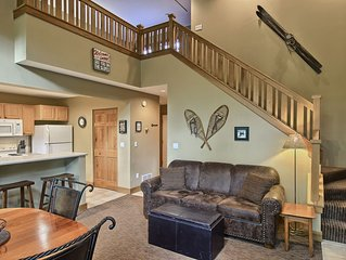 Boyne Mountain Disciples Ridge Ski in/Ski out Lodge Perfect for Families