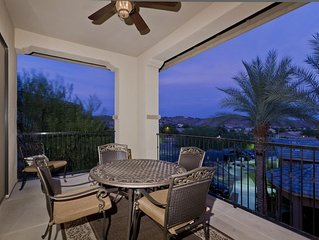 Sonoran Sunset Condo: Sweet Ahwautukee area of Phoenix Townhouse