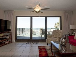 209- Make memories! Beautiful BEACH FRONT condo with incredible views. Destin Be