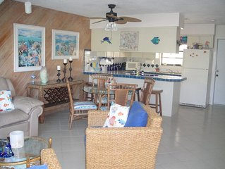 Kawama Yacht Club - 2 Bed/2 Bath With Private Ocean Front Beach!