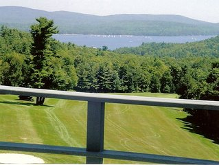 Lake Sunapee Resort - Golf/Tennis/Pool/Beach Four Season Resort!