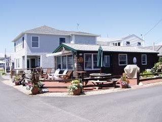 Ocean Front Beach Cottage Breakwater Village