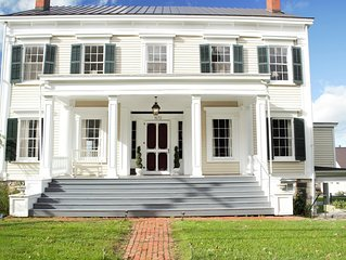 Historic, Renovated Mansion - Warwick NY- 50 miles from Manhattan