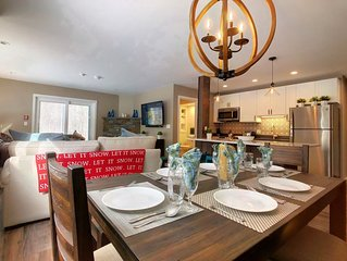 The Farmhouse at Killington: Totally Renovated 2RM/2BA Condo, Sleeps 6, Resort!