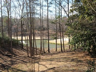 Keowee Key Townhome #1 With a View and Amenities on Golf Course