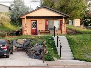 Perfect Cabin Getaway In The City - Black Hills View