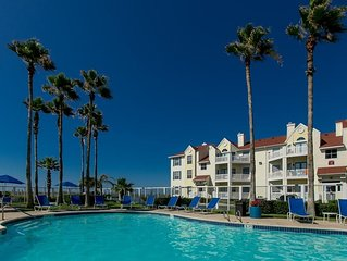 """Welcome to """"Permanent Waves"""", our updated 2/2 condo, steps to the beach!!"""