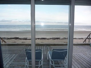 Ocean Front on Moody Beach