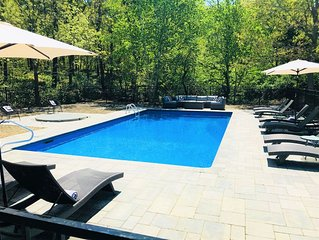 Hedgebound Estate  - The best of Cape Cod with Pool and Hot Tub.