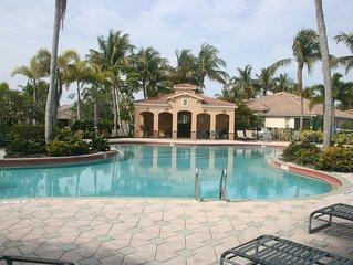 Two Bedroom Villa Close To Heated Pool, Marina And Restaurants.