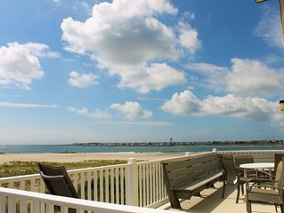 Beachfront - Best Views in Town! Sweeping Ocean & Skyline Views!