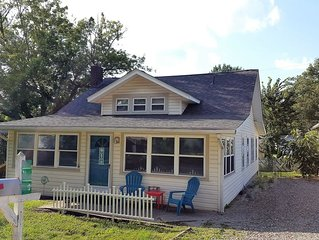 Brookshore Cottage Sleeps 12 at Chippewa Lake - One Low Price!