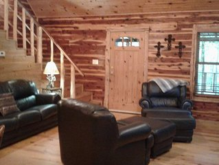 BRIAR PATCH: North  Broken Bow lake, 2 bedroom 1 bath, fishing pond, allow pets