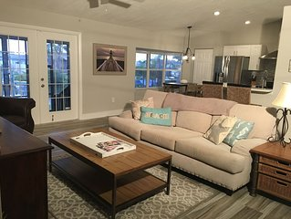 Beach House Getaway in beautiful Apollo Beach Florida conveniently located to