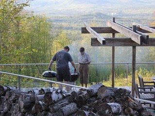 Dijkstra House - Fantastic View, Great Hiking, Spacious Family Retreat