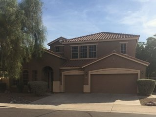 Huge Luxury Home at Augusta Ranch, Heated Pool, Great Location, Families Welcome