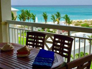 Beautiful 2 BR Penthouse located in Alexandra Resort on Grace Bay Beach!