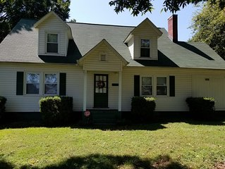 Historical 5-Bedroom Home Near Uptown Charlotte, NC