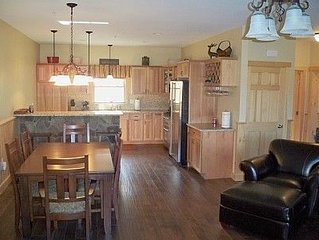 Spacious on mountain condo -  just a short walk to lift, base lodge!