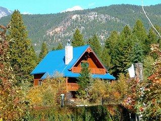 Fairmont Mountain Retreat