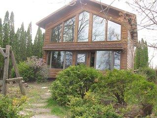Lillibridge Lake Home on Tittle Lake/Long Lake All Season Fun