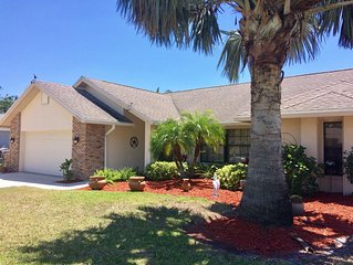 5 Minutes to Bonita Beach, WIFI-Private Lanai/Pool