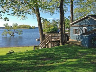 Waterfront Cottage with Magnificent Views, Thousand Islands