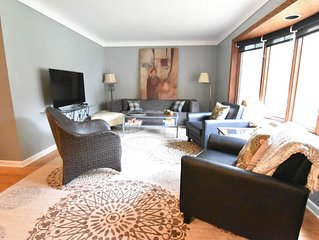 Grosse Pointe area updated ranch
