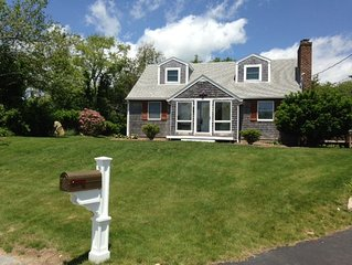 Private Home in scenic Matunuck, RI within walking distance to Town Beach