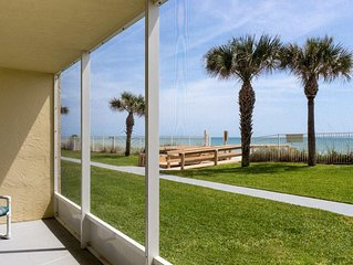 Beachfront Vacation Rental, Recently Updated, Steps To The Beach