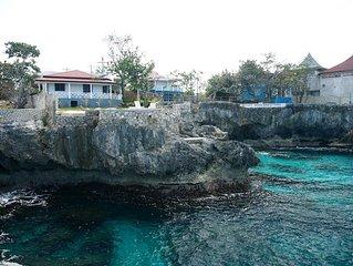 Oceanfront Cliffside Villa