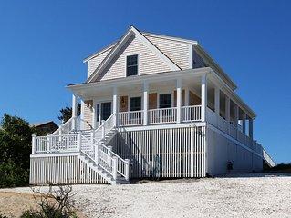 2018 Scenic Private Beach House on Cape Cod Bay